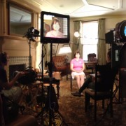 On Location for the Golf Channel