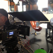 Shooting with the ARRI Alexa for IBM